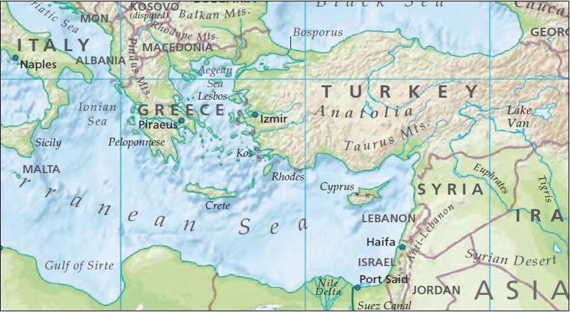 Turkey EU