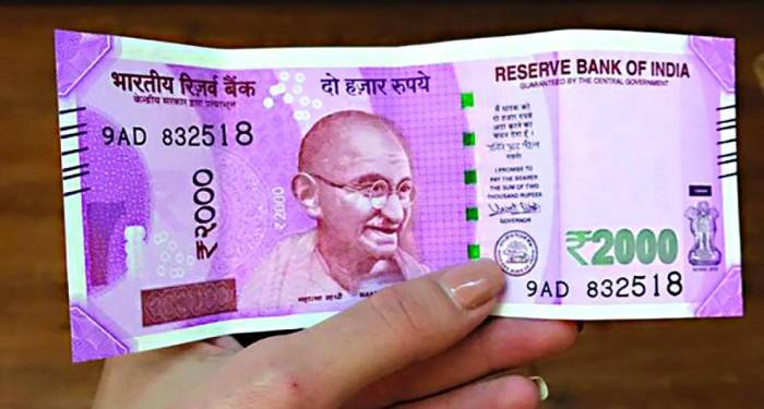 2000 Rupees note might soon go out of circulation