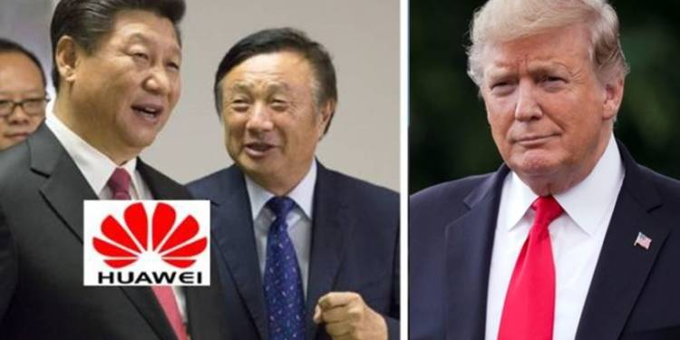 Huawei, China, Trump, USA, Xi Jinping