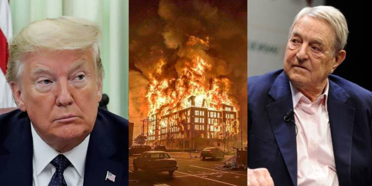 USA is on fire, Black Lives Matter has been hijacked,' As the left ...
